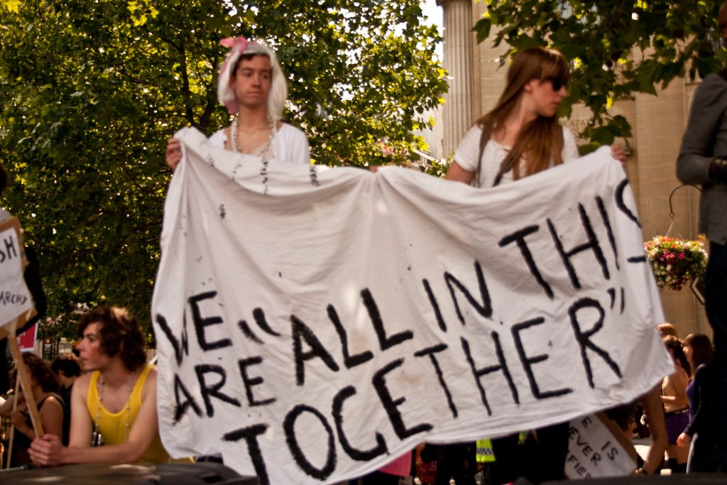 Slutwalk London 2011 - 08